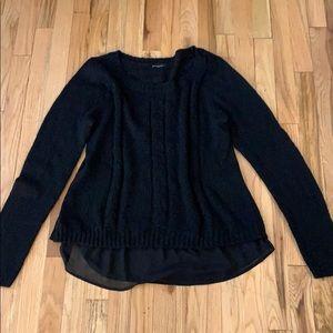 Torrid Flounce Bottom Hem Sweater